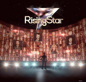 Visuel émission rising star
